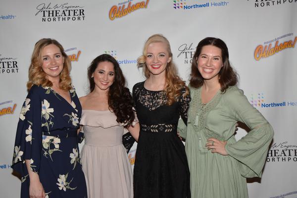 Brianne Kennedy, Meghan Nicole Ross, Kaitlin Nelson and Kaitlyn Mayse
