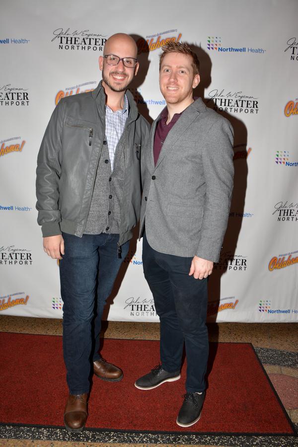 Zach Blane and DT Willis