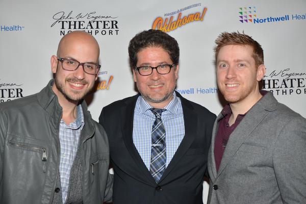 Zach Blane, Igor Goldin and DT Willis