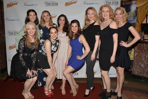 Photo Coverage: The Cast of OKLAHOMA! Celebrates Opening Night