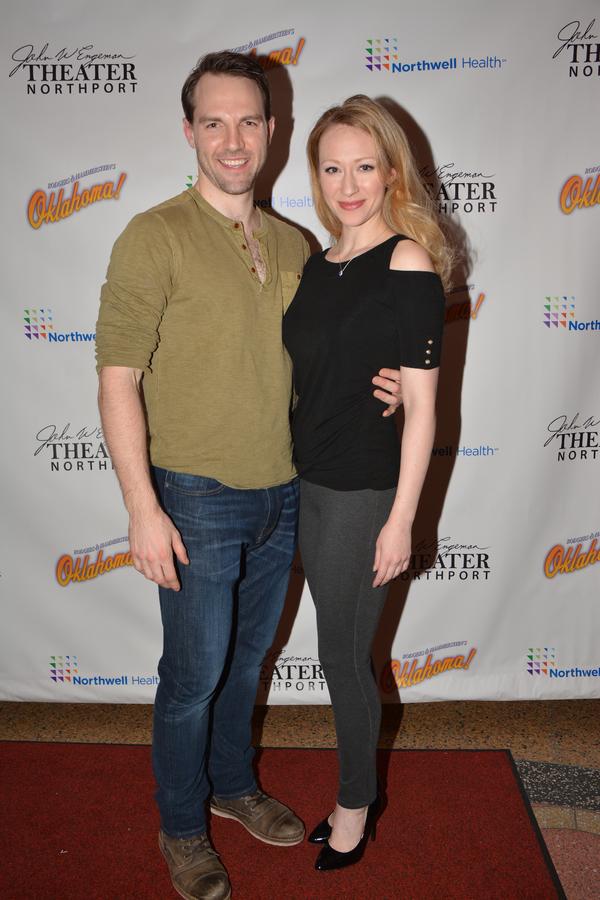 Bryant Martin and Kaitlyn Davidson