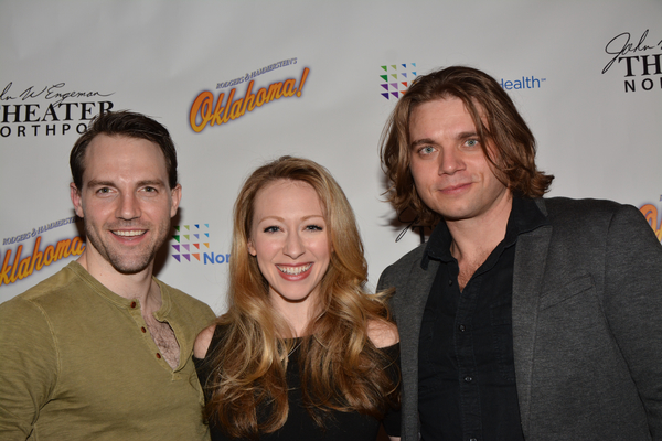 Bryant Martin, Kaitlyn Davidson and Nathaniel Hackmann