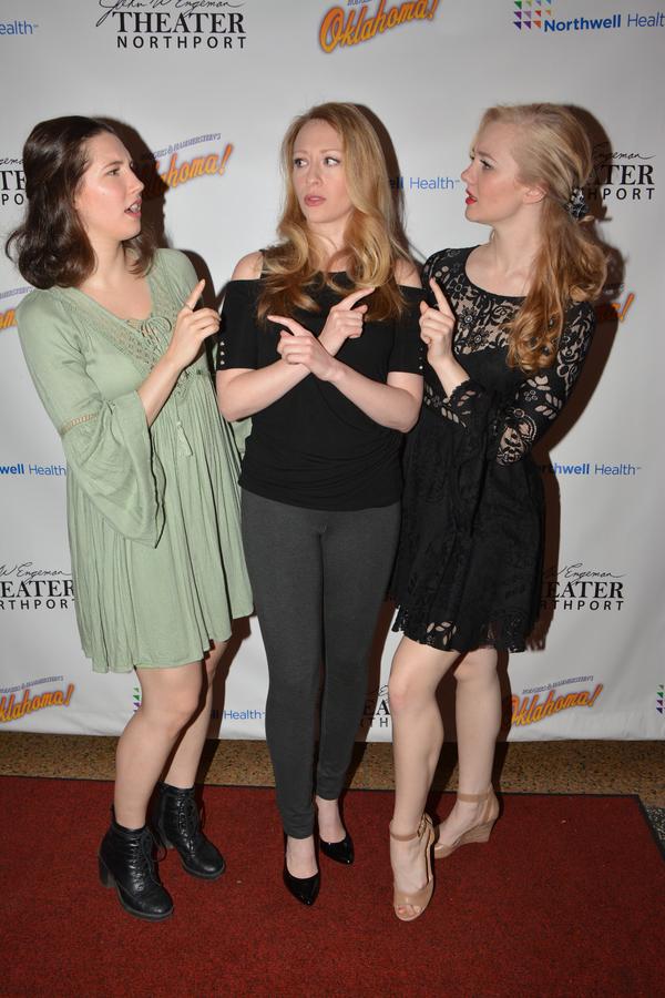 Kaitlyn Mayse, Kaitlyn Davidson and Kaitlin Nelson