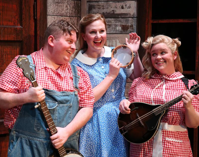 BWW Previews: SMOKE ON THE MOUNTAIN Brings Honesty, Humor and Music to Mill Town Players