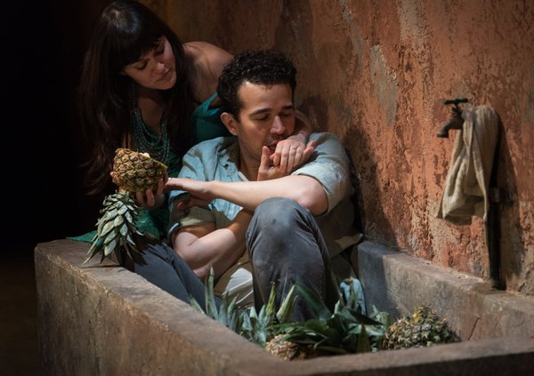 BWW Review: Martín Zimmerman's War Drama SEVEN SPOTS ON THE SUN Mixes Brutality and Magical Healing