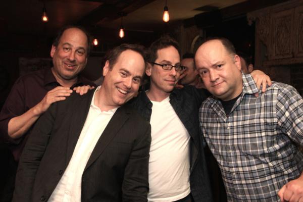 Michael Kostroff, Jim Ferris, Garth Kravits, Dave T. Koenig