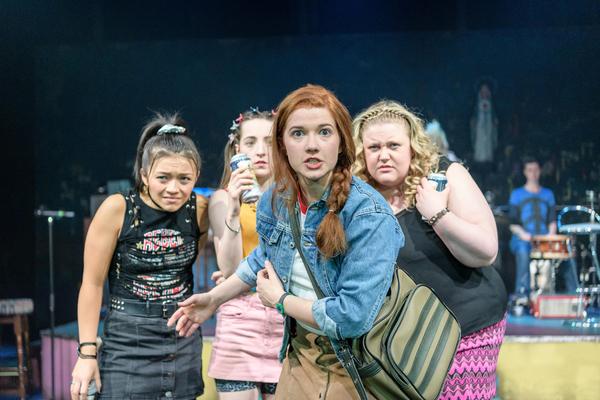 Frances Mayli McCann, Kirsty MacLaren, Karen Fishwick, Caroline Deyga Photo