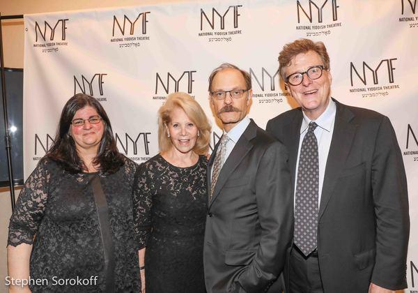 Barbara Anselmi, Daryl Roth, David Hyde Pierce, Brian Hargrove