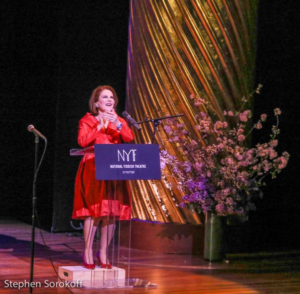 Photo Coverage: National Yiddish Theatre Folksbiene Honors Daryl Roth & More at Mother's Day Gala