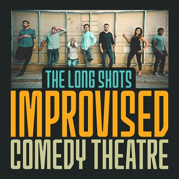 Long Form Improv Comedy Performed by The Long Shots at Alexander Upstairs
