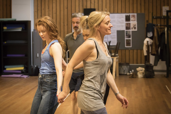 Anne-Marie Duff and Hannah Hutch Photo