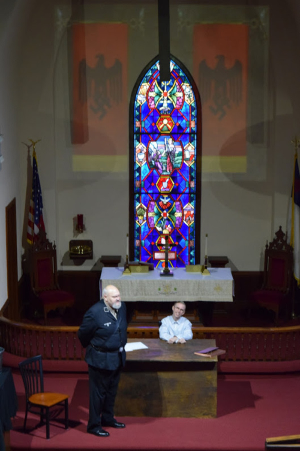 Photo Flash: Agape Theatre Presents the Texas Premiere of BONHOEFFER'S COST