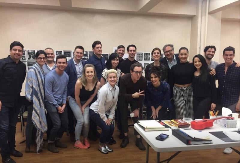 Exclusive: Alan Cumming, Lesli Margherita, and More Lead ME AND THE GIRLS Reading at Roundabout