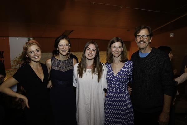 Teagan Rose, Connor Kelly-Eiding, Ruby Rae Spiegel,  Alana Dietze and Daniel Hagen Photo