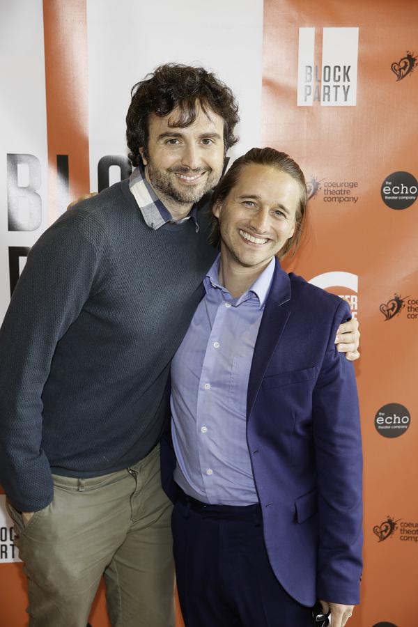Joe Calarco and Jeremy Lelliott