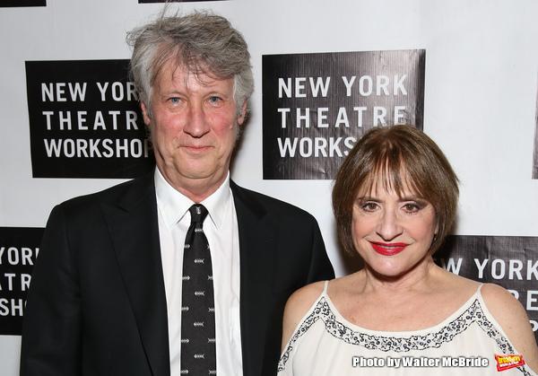 Matthew Johnston and Patti LuPone Photo