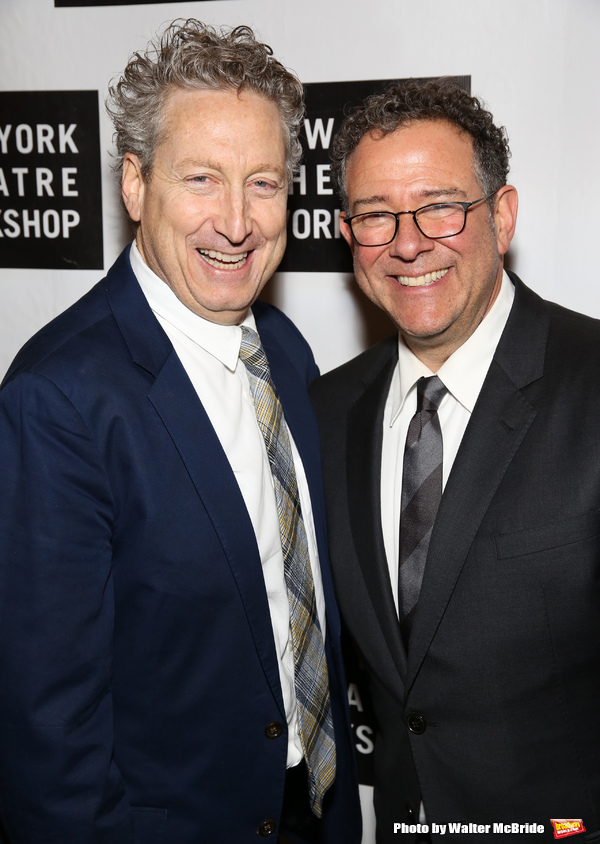 Bernard Telsey and Michael Greif