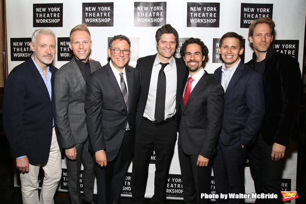 Scott Frankel, Justin Paul, Michael Greif, Tom Kitt, Alex Lacamoire, Benj Pasek, David Korins