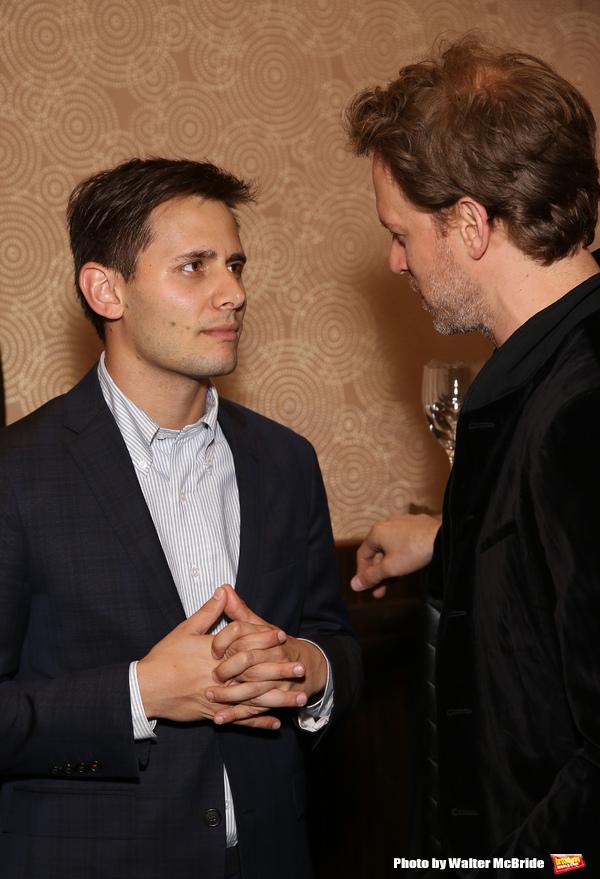 Benj Pasek and David Korins