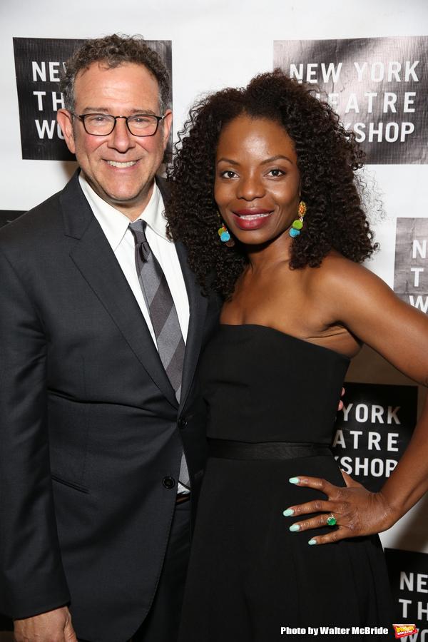 Michael Greif and Marsha Stephanie Blake