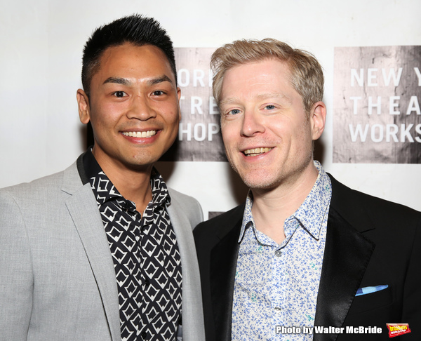 Rodney To and Anthony Rapp