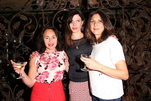Samantha Spiro, Ronni Ancona and Gina Bellman Photo