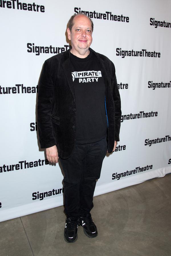 Photo Coverage: Signature Theatre Celebrates Opening Night of VENUS