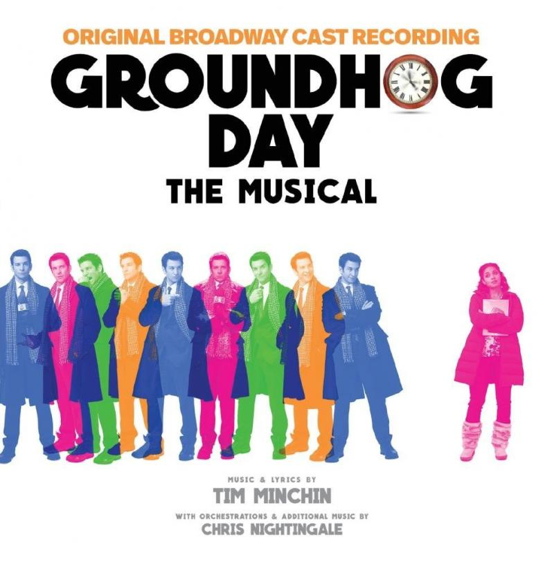 BWW CD Review: GROUNDHOG DAY THE MUSICAL (Original Broadway Cast Recording) is Charmingly Animated