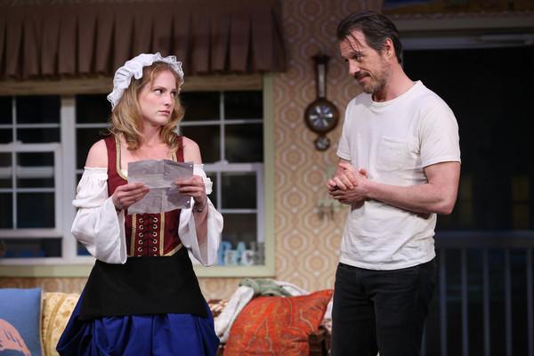 Ella Dershowitz and Darren Pettie