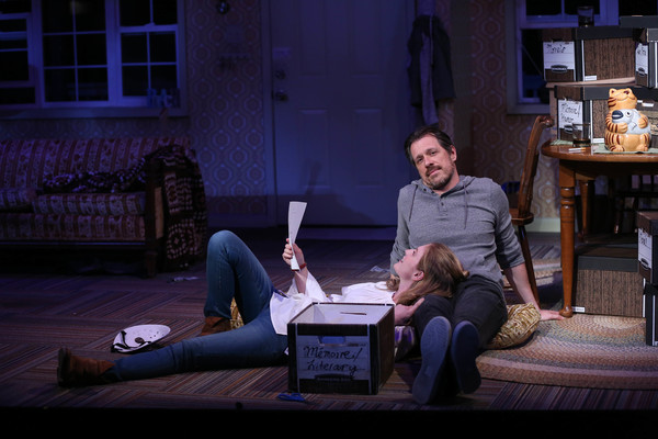 Ella Dershowitz and Darren Pettie Photo