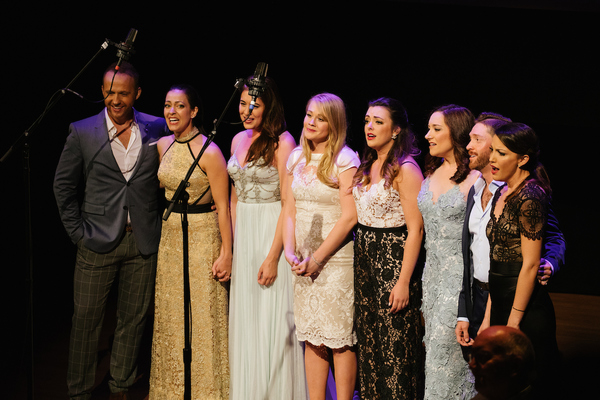 Photo Flash: Raul Esparza, Jeremy Jordan, Patina Miller and More Celebrate Stephen Schwartz at Classic Stage Company's Spring Gala