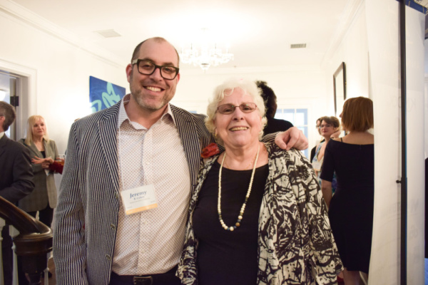 Photo Flash: Playwrights' Center Celebrates Playwright & Broadway Director Marion McClinton at 45th Anniversary Gala