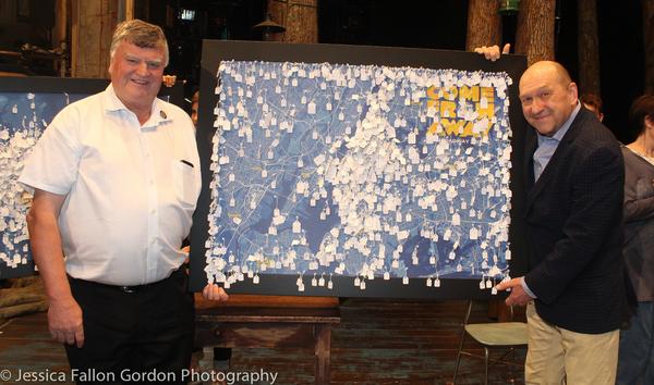 Claude Elliott and Joel Hatch Photo