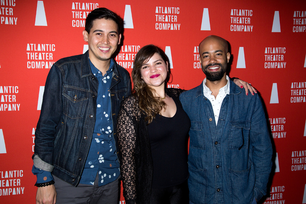 David Mendizabal, Paola Lazaro, Sean Carvajal