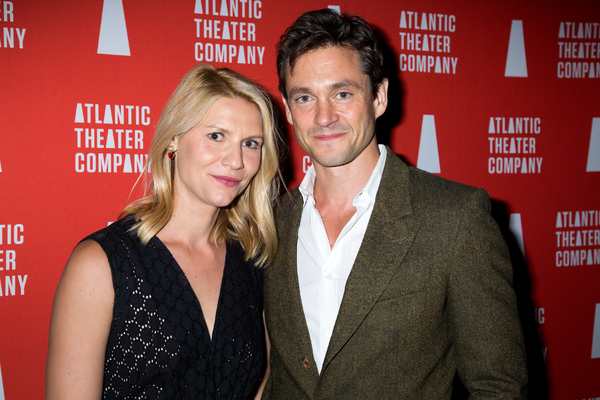 Photo Coverage: Atlantic Theater Company Celebrates Opening Night of DERREN BROWN: SECRET