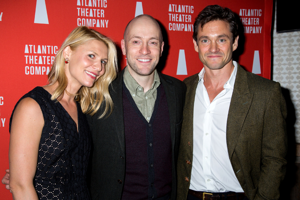 Claire Danes, Derren Brown, Hugh Dancy