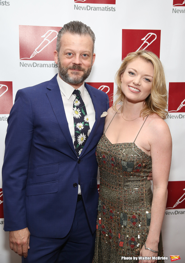 Photo Coverage: Broadway Celebrates Daryl Roth and Paula Vogel at the New Dramatists 68th Annual Spring Luncheon