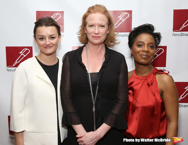 Alison Wright, Johanna Day and Michelle Wilson from 'Sweat'