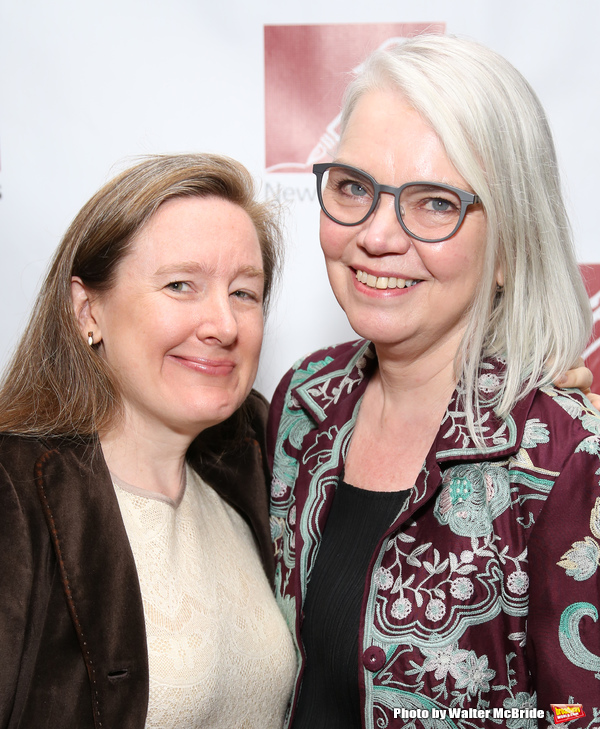 Sarah Ruhl and Susan Hilferty