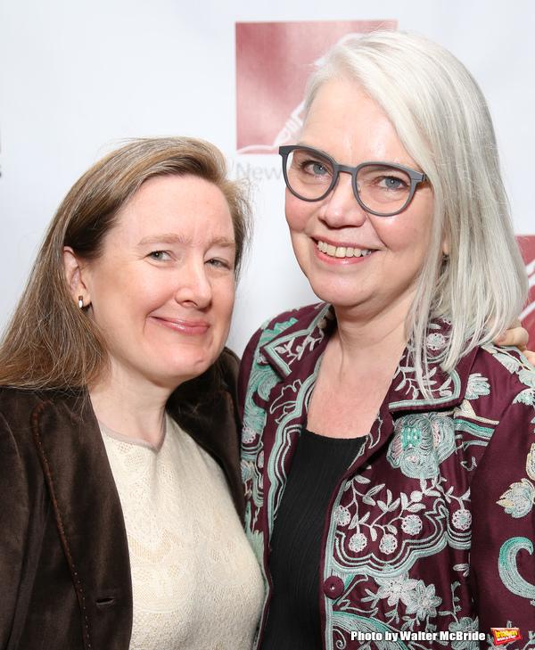 Sarah Ruhl and Susan Hilferty