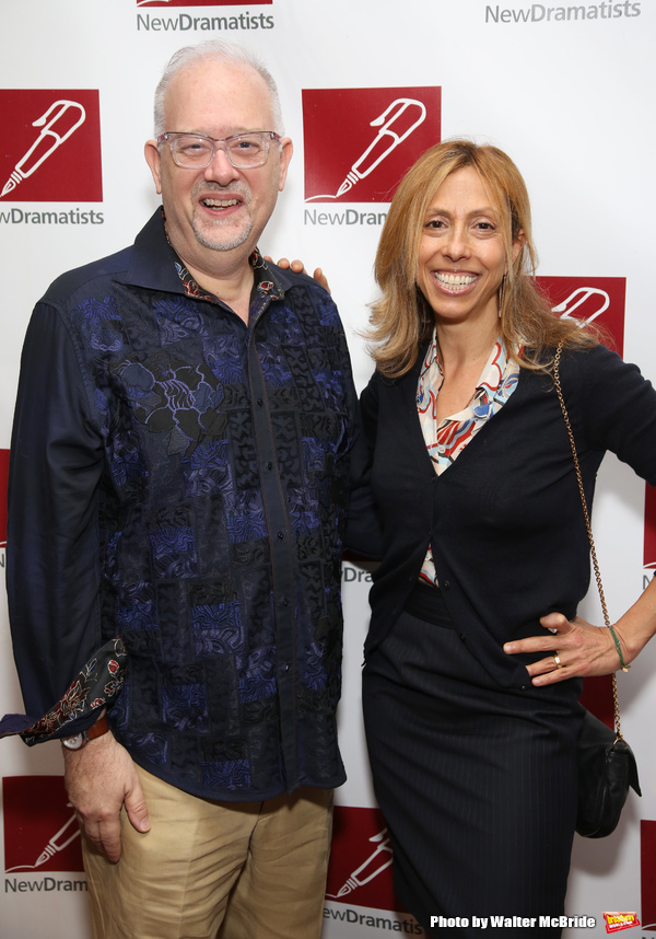 Doug Wright and Amanda Green