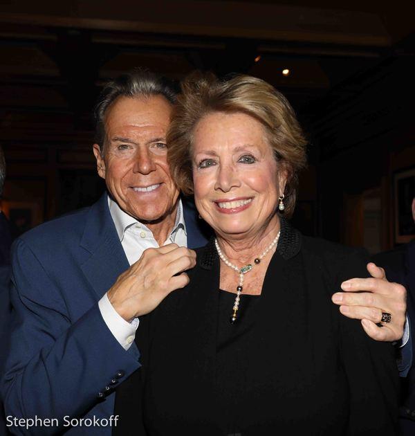 Bill Boggs & Lady Jane Rothchld
