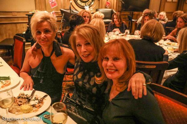Janie Shevell, Jane Goldman, Carol Ostrow