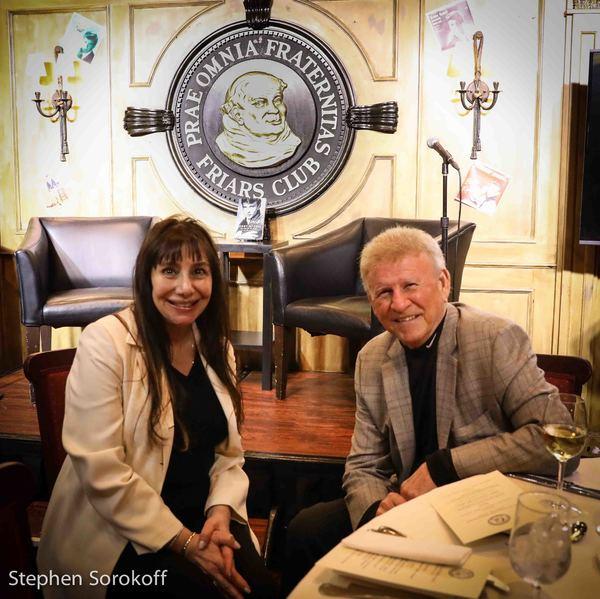 Linda Compagnone & Bobby Rydell
