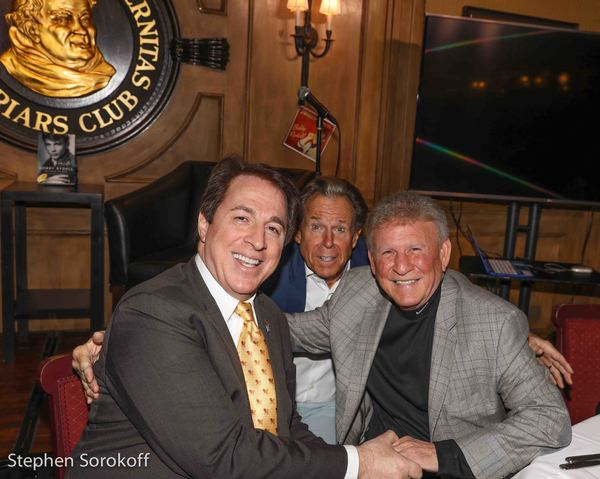 Ralph Compagnone, Bill Boggs, Bobby Rydell