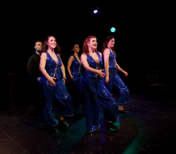 Photo Flash: First Look at the World Premiere of FASCINATIN' RHYTHM