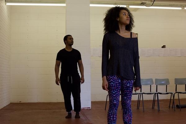 Corey Montague-Sholay and Jade Ogugua