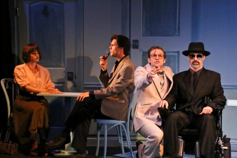 BWW Review: Actors Co-op's To-Die-For Musical LUCKY STIFF is Full of Quirky Charm