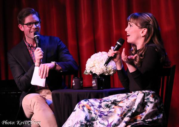 Frank DiLella and Kara Lindsay