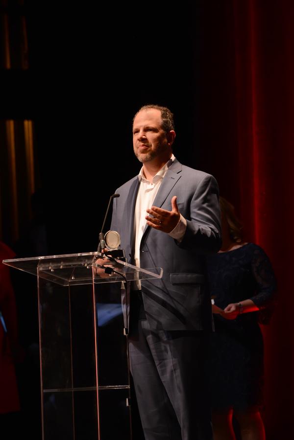 Photos Inside The Helen Hayes Awards In Washington Dc